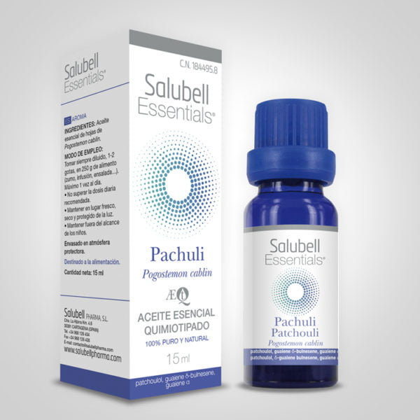 Salubell Essentials® Patchouli